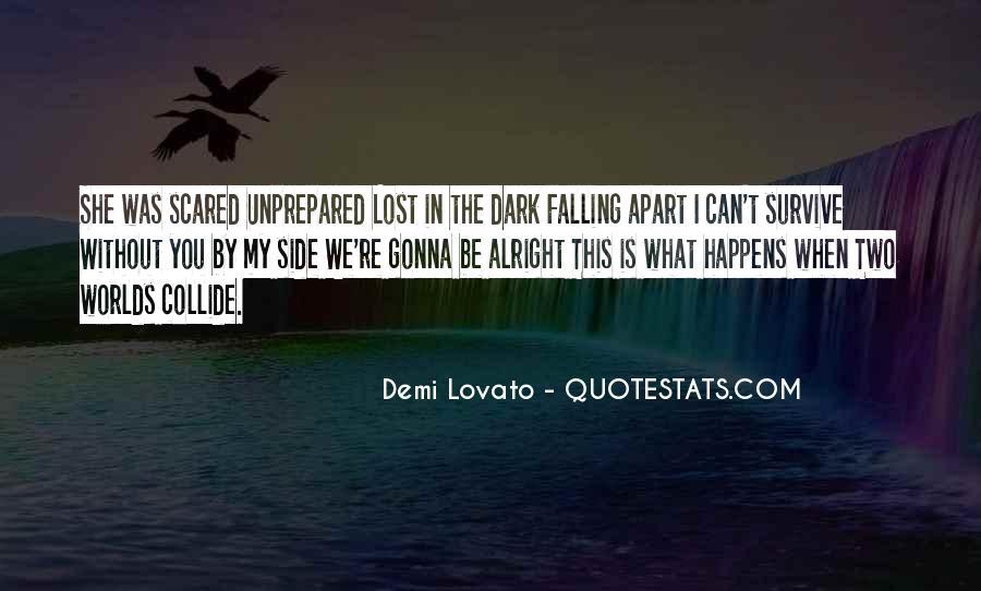 Unprepared Quotes #1075720