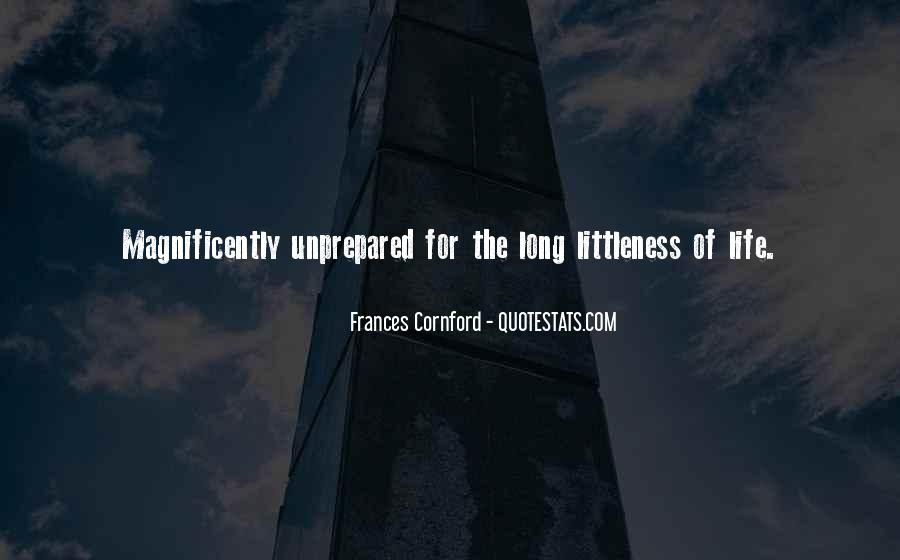 Unprepared Quotes #1085904