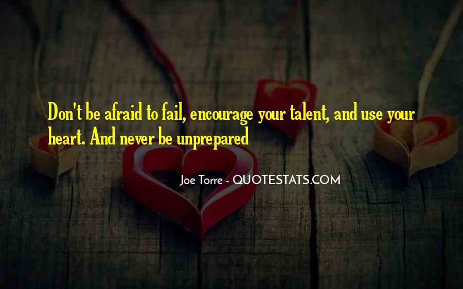 Unprepared Quotes #1108113