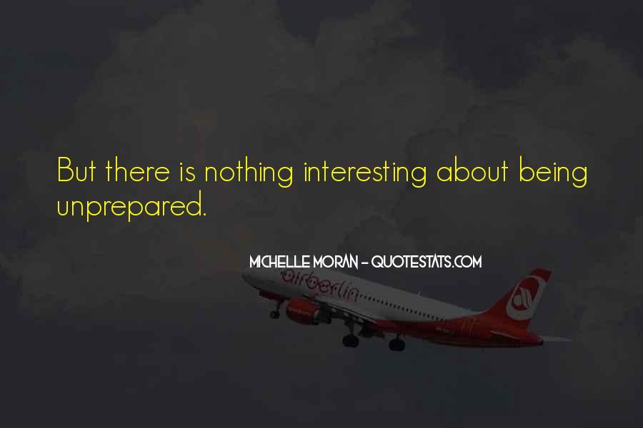 Unprepared Quotes #1156515