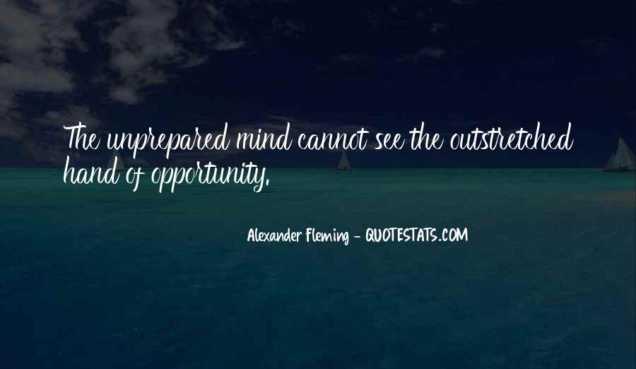 Unprepared Quotes #1162110