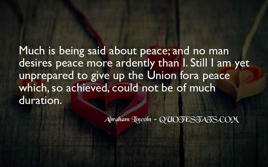 Unprepared Quotes #1195244