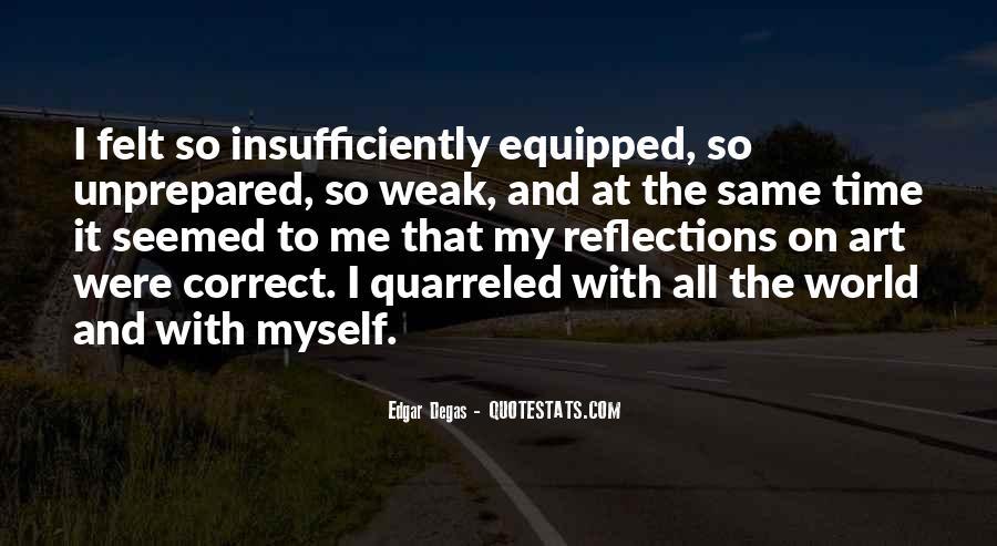 Unprepared Quotes #1252016