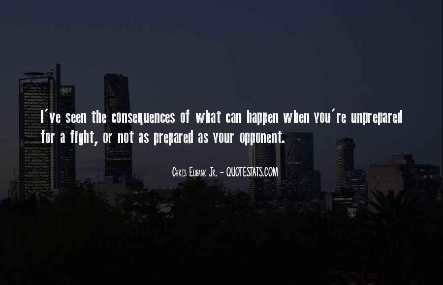 Unprepared Quotes #1277814