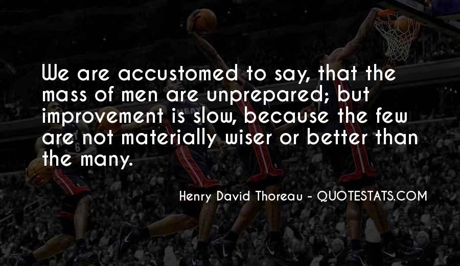 Unprepared Quotes #1289106