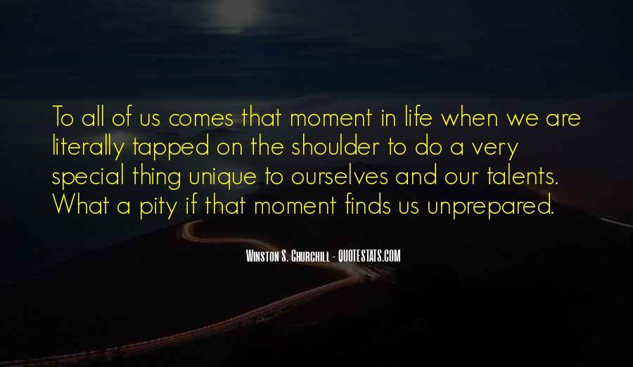 Unprepared Quotes #213057
