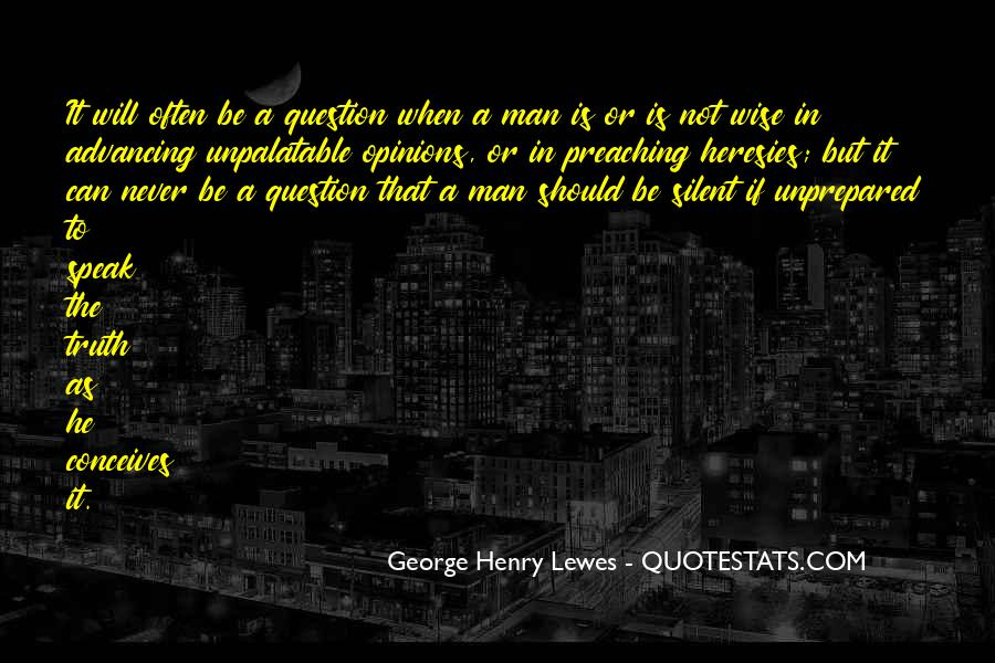 Unprepared Quotes #252311