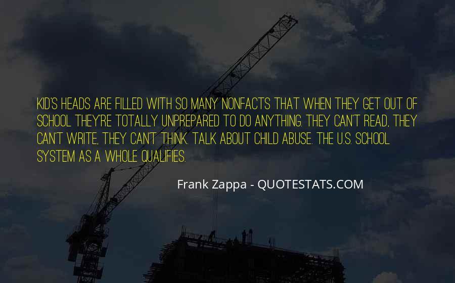 Unprepared Quotes #300329