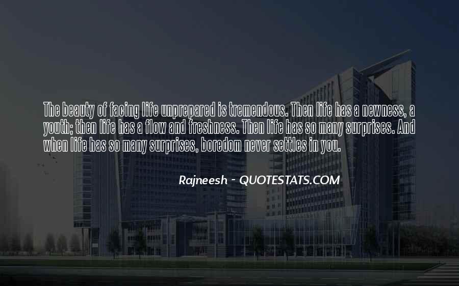 Unprepared Quotes #301150