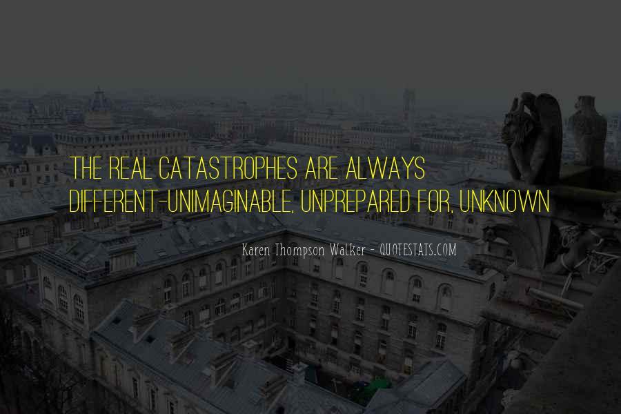 Unprepared Quotes #384471