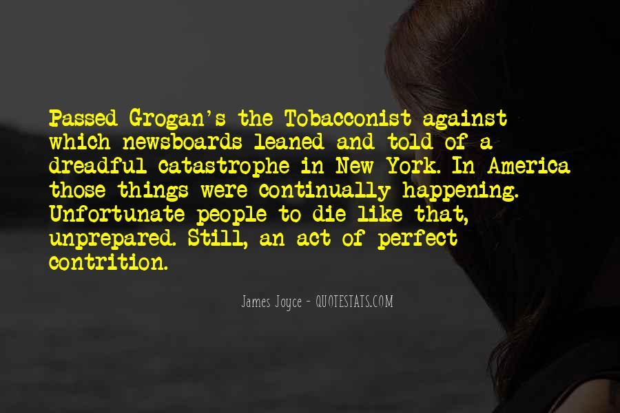 Unprepared Quotes #410589