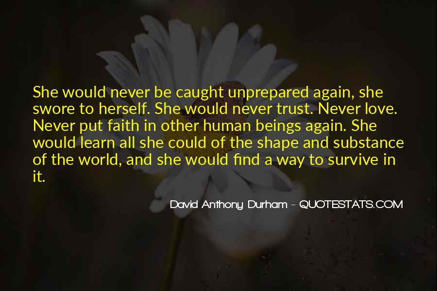 Unprepared Quotes #4141