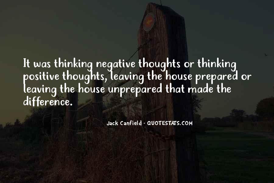 Unprepared Quotes #514756