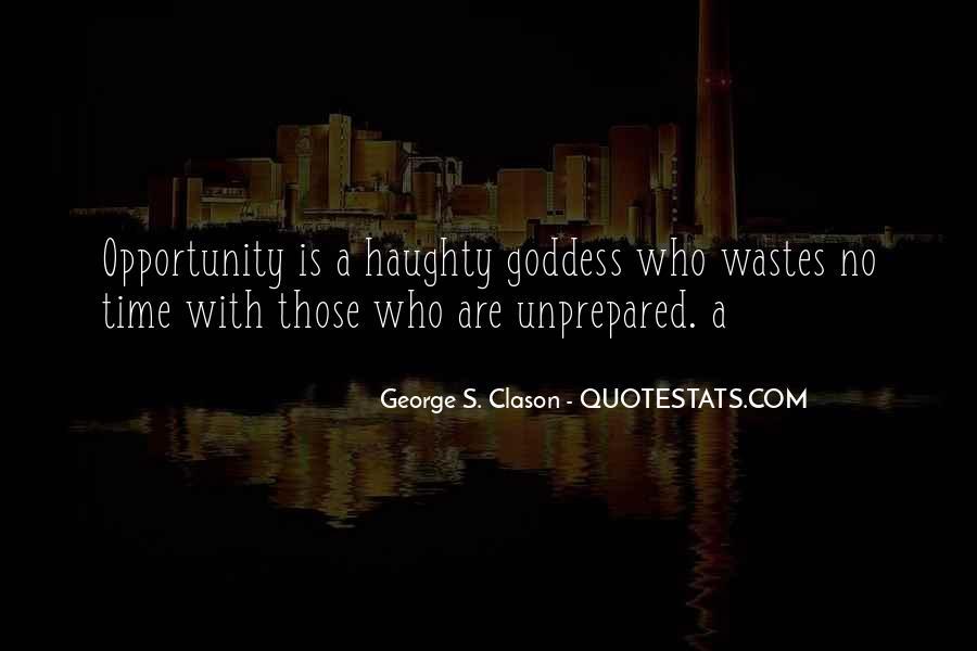 Unprepared Quotes #516504