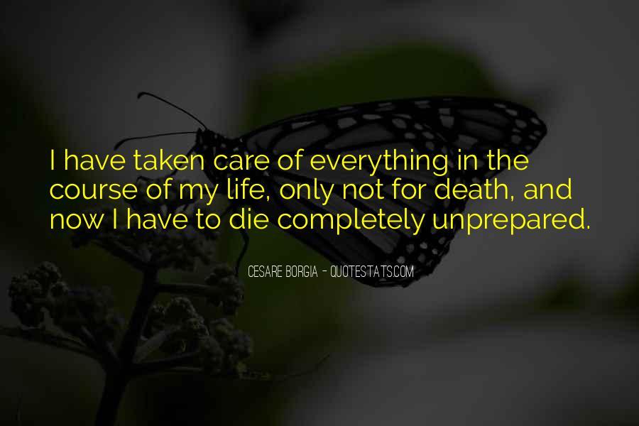 Unprepared Quotes #629539
