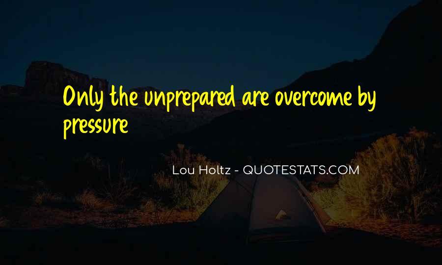 Unprepared Quotes #637263