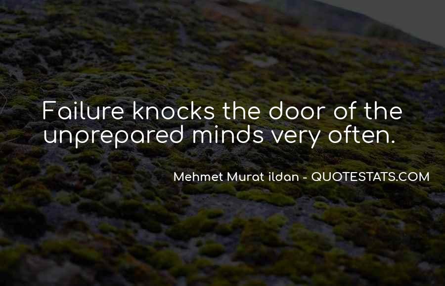 Unprepared Quotes #643976