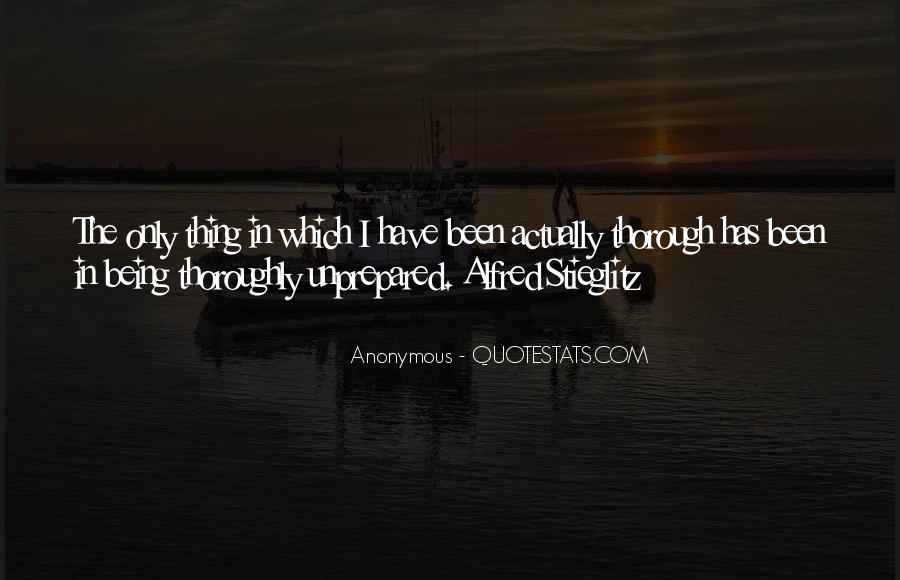Unprepared Quotes #660906