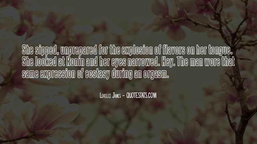 Unprepared Quotes #6812