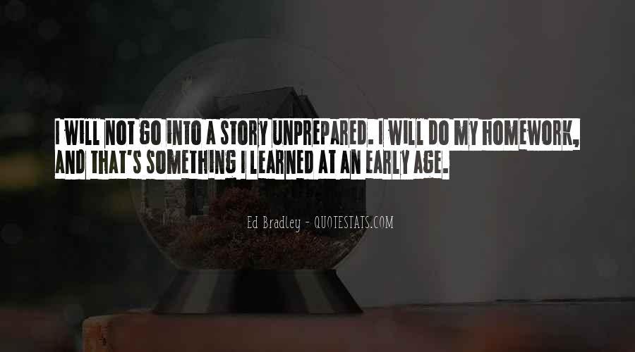 Unprepared Quotes #767972