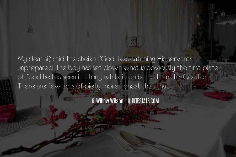 Unprepared Quotes #931166