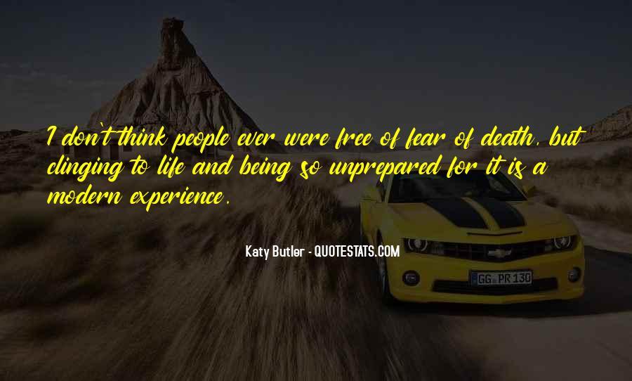 Unprepared Quotes #961179
