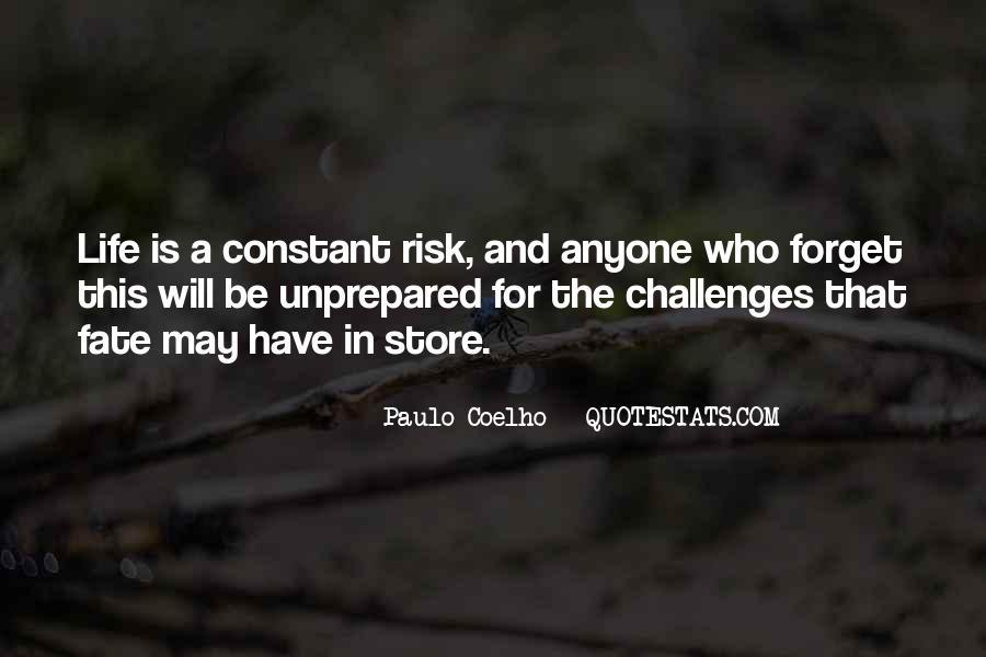 Unprepared Quotes #964622