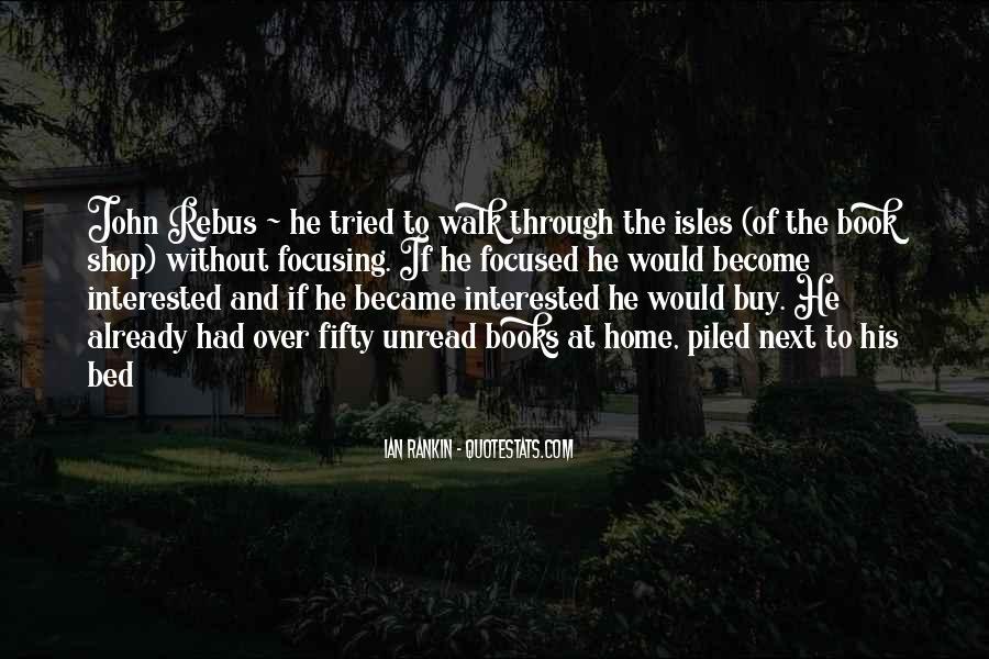 Unread Book Quotes #1268186
