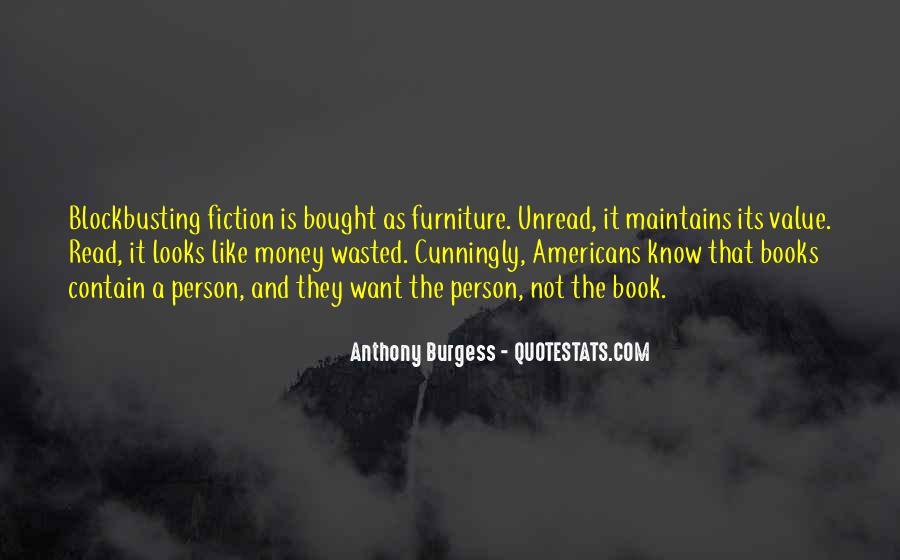 Unread Book Quotes #231447