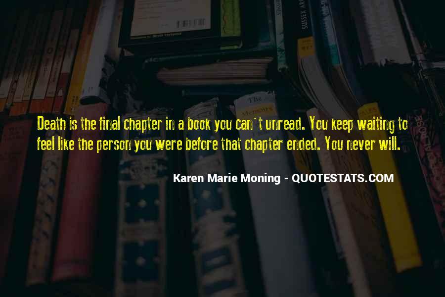 Unread Book Quotes #330571
