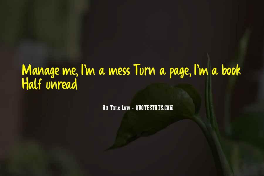 Unread Book Quotes #395929