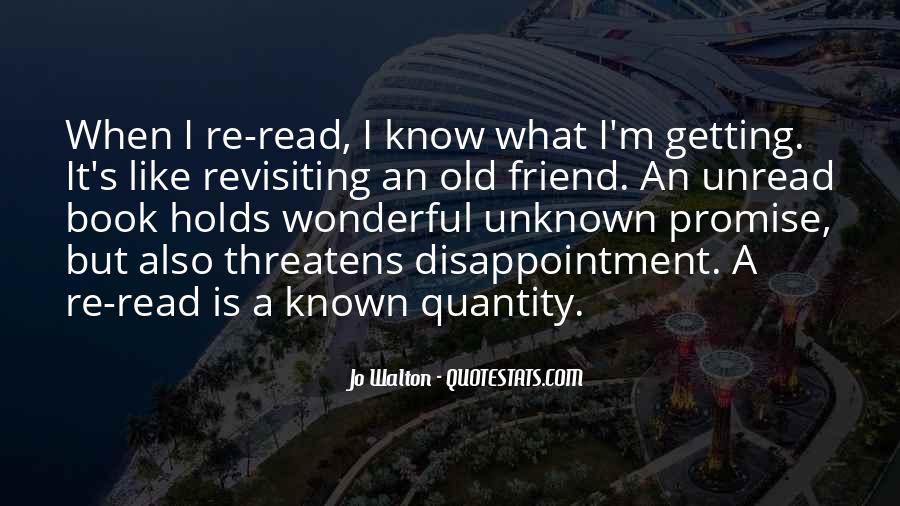 Unread Book Quotes #498188