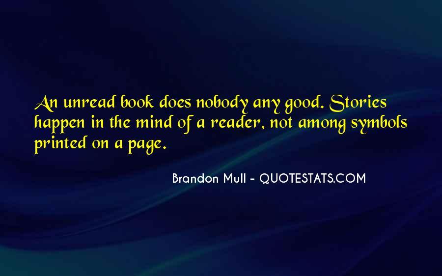 Unread Book Quotes #635663