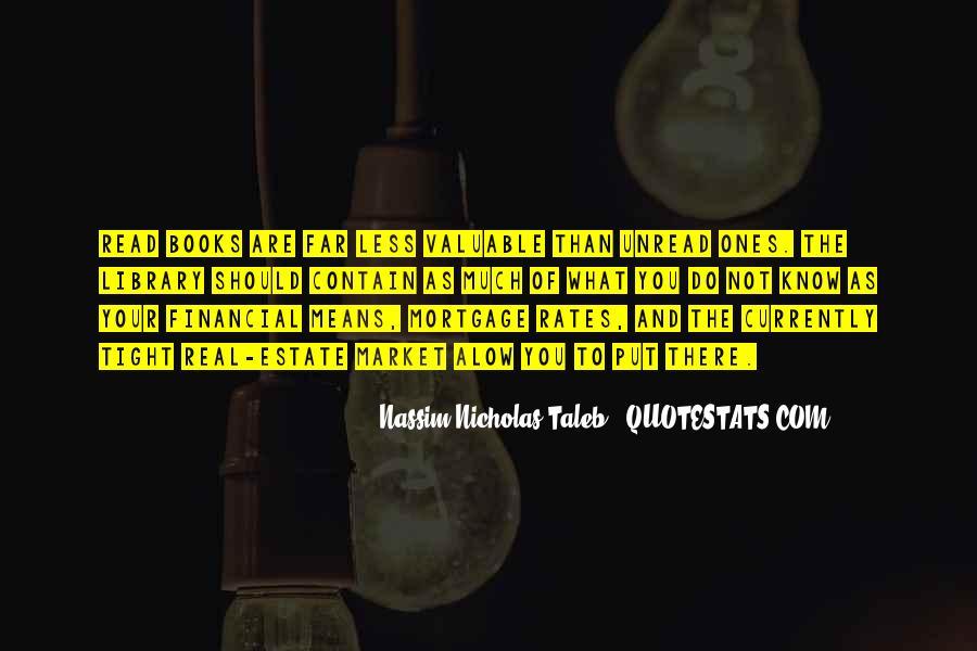 Unread Book Quotes #644347