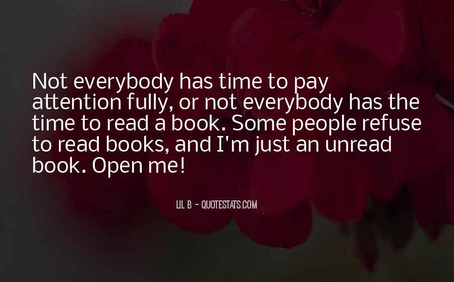 Unread Book Quotes #698506