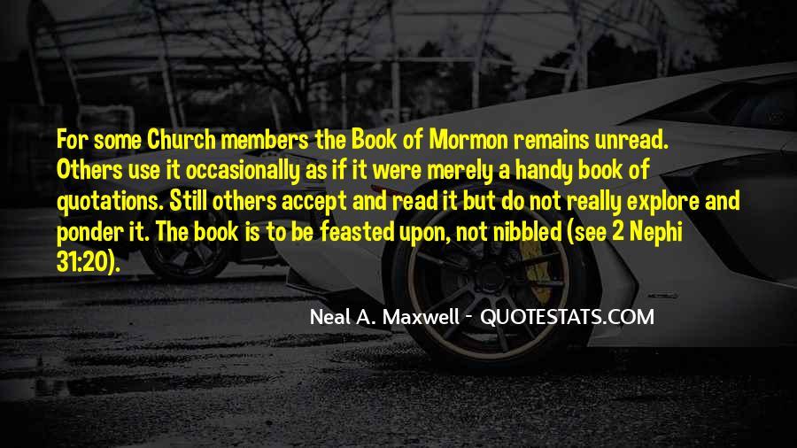 Unread Book Quotes #808435