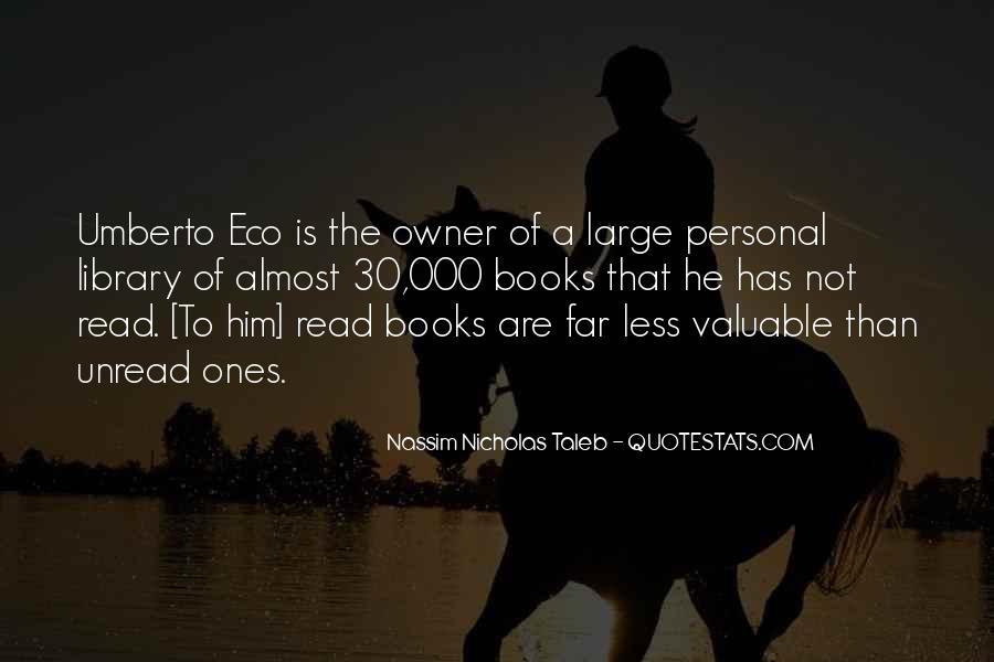 Unread Book Quotes #937422