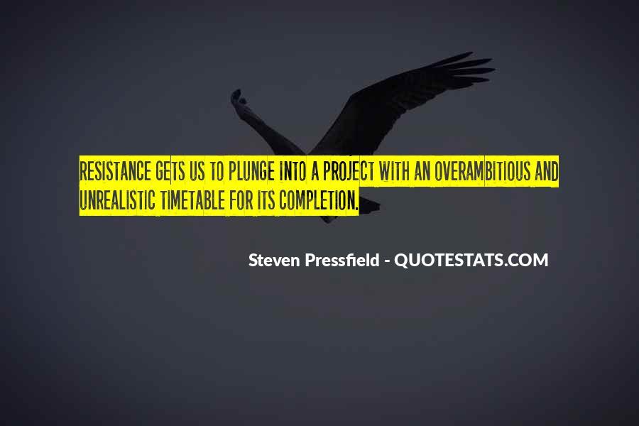Unrealistic Quotes #110715