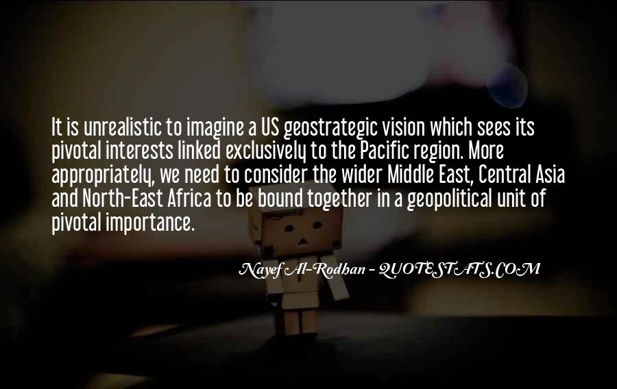 Unrealistic Quotes #150568
