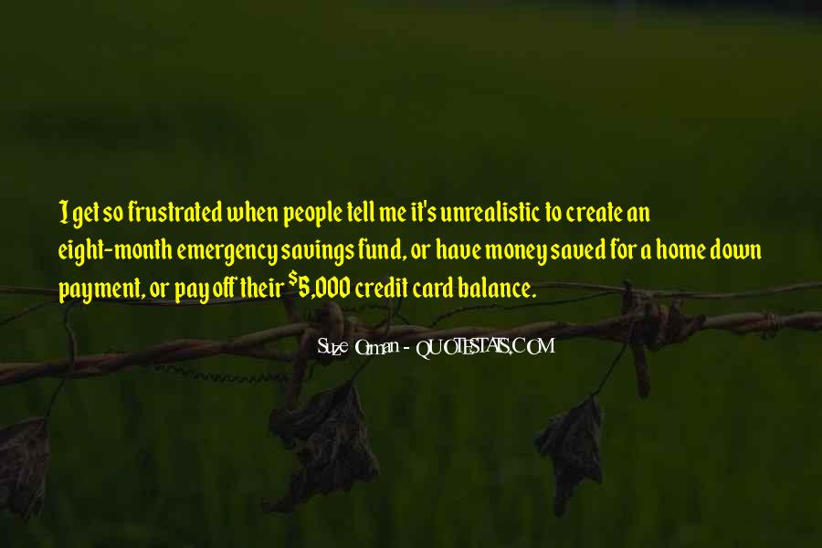 Unrealistic Quotes #155489