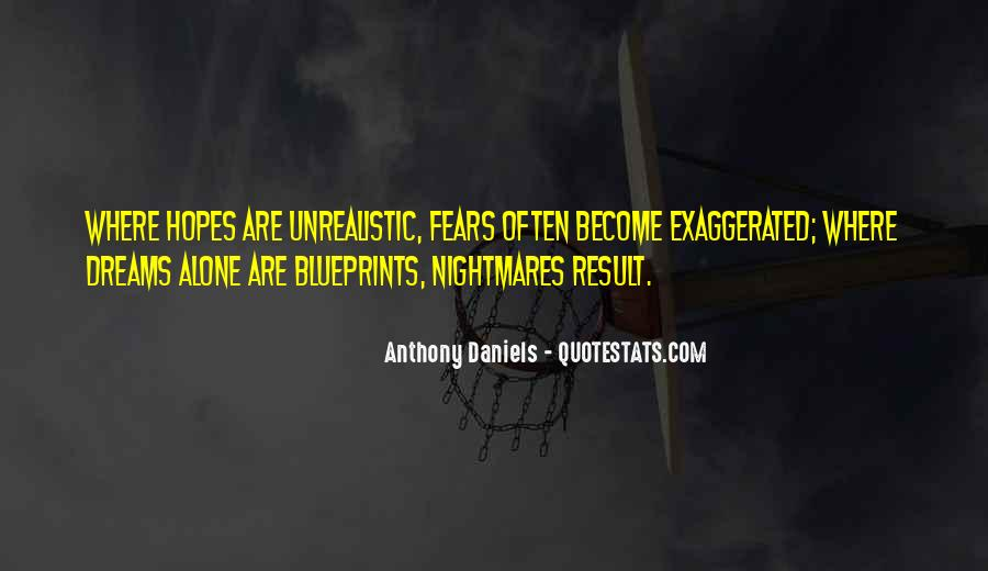 Unrealistic Quotes #184925