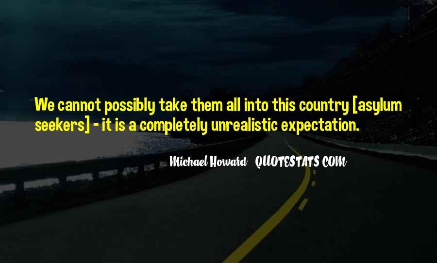 Unrealistic Quotes #267517