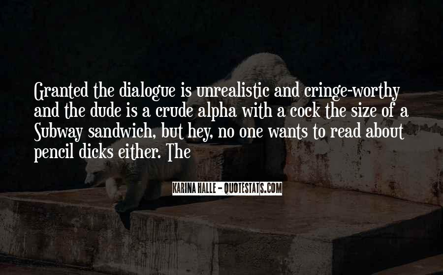 Unrealistic Quotes #618922