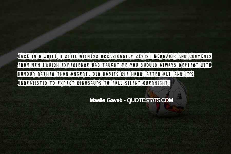 Unrealistic Quotes #716306