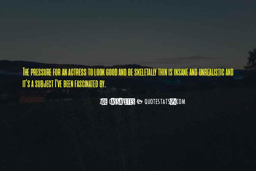 Unrealistic Quotes #729107