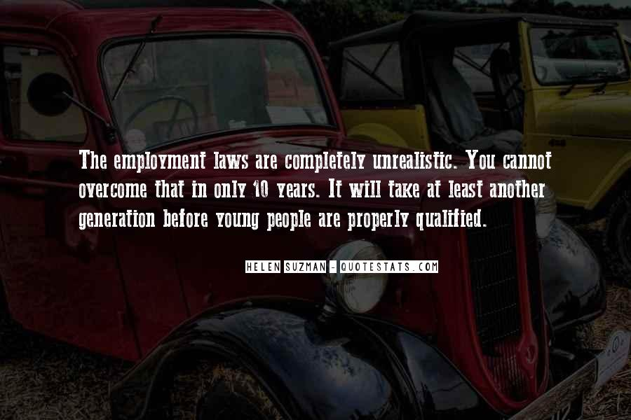 Unrealistic Quotes #756286