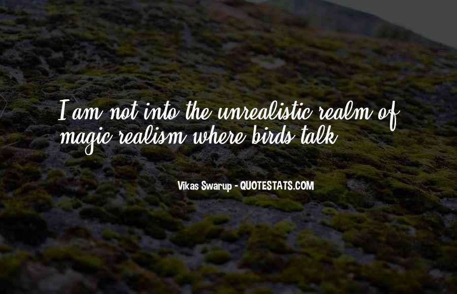 Unrealistic Quotes #759356