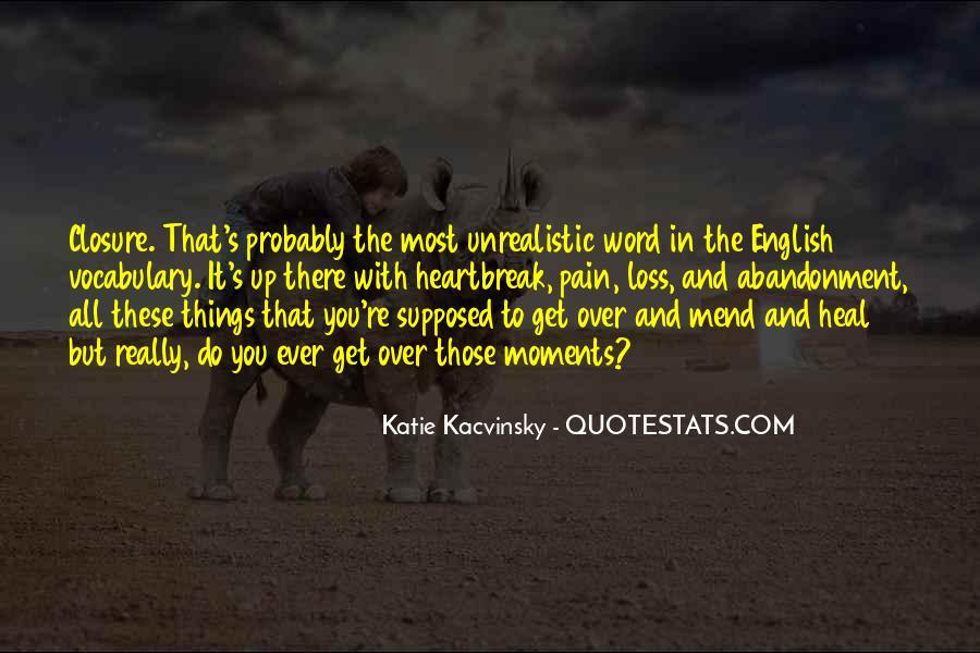 Unrealistic Quotes #777565