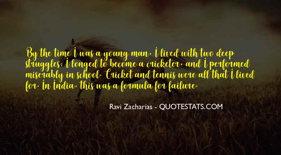 Quotes About Cricket In India #283846