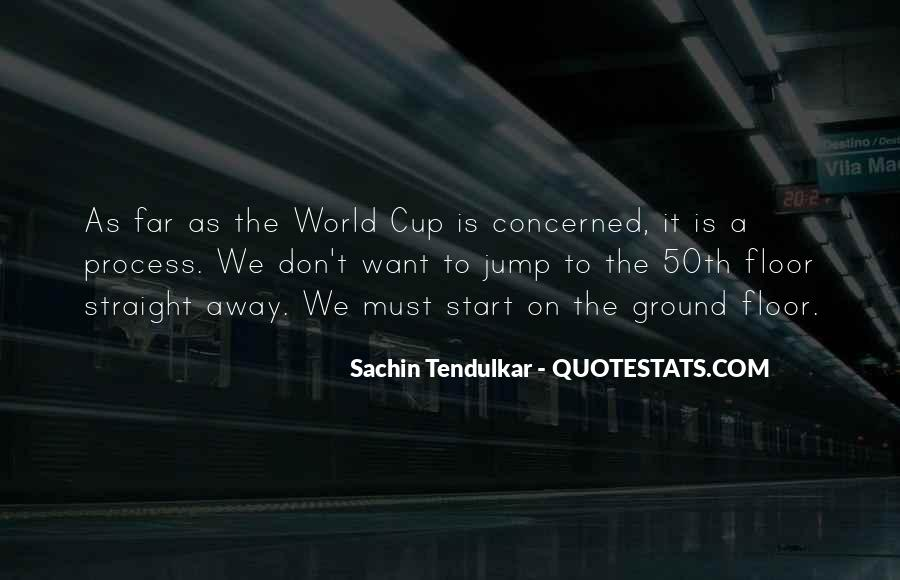 Quotes About Cricket In India #599275